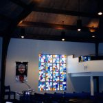specialty church timber glulams wood beams