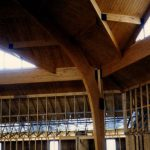 tongue and groove glulam