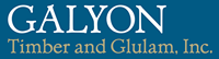 Galyon Timber Sticky Logo