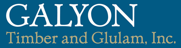 Galyon Timber Retina Logo