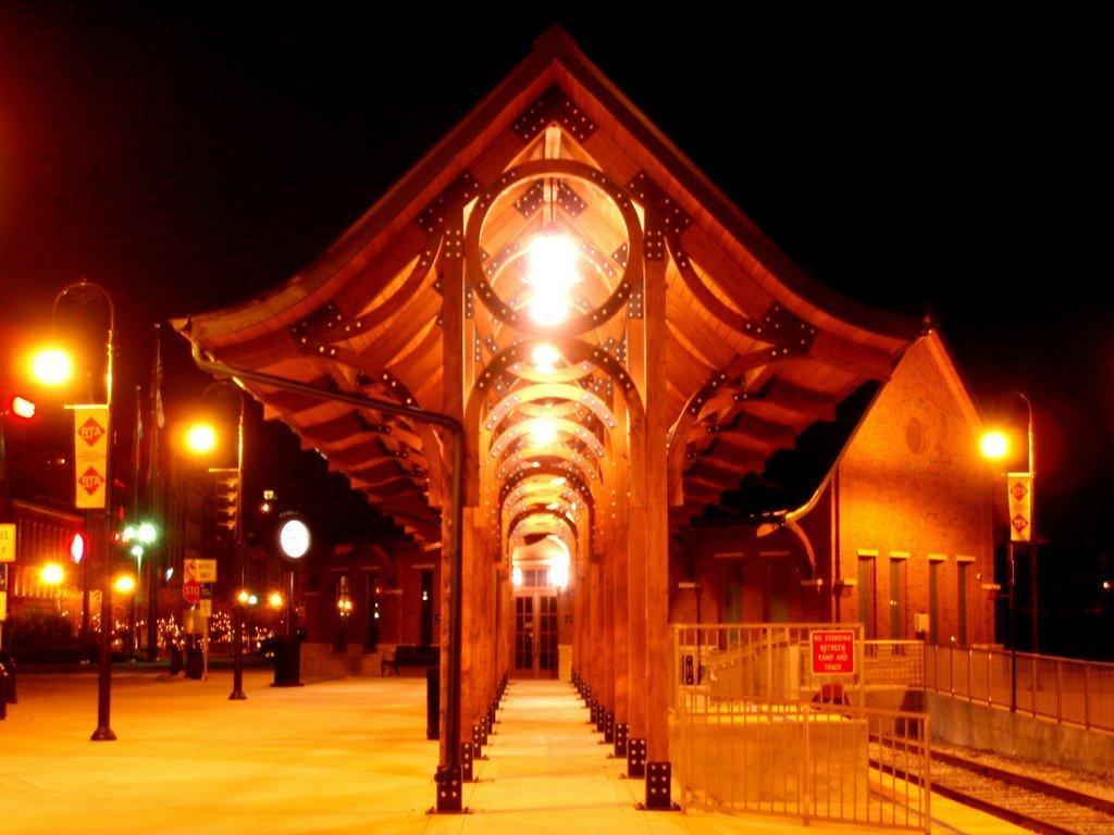 Nashville Commuter Rail Station
