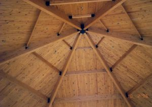 glulam church tongue and groove decking