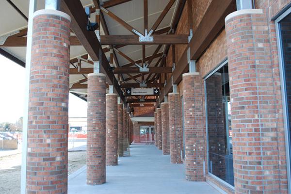 Pitt-Greenville Airport Terminal