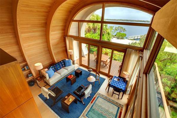 Casey Key Residence Guest House – Architect: Jerry Sparkman